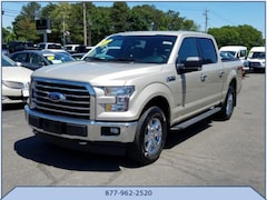 Certified Pre-Owned 2017 Ford F-150 XLT CREW CAB SHORT BED TRUCK 1FTEW1EP2HFC28381 for sale in Riverhead
