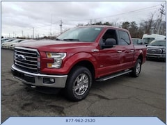 Certified Pre-Owned 2016 Ford F-150 XLT CREW CAB SHORT BED TRUCK 1FTEW1EP1GFD17468 for sale in Riverhead