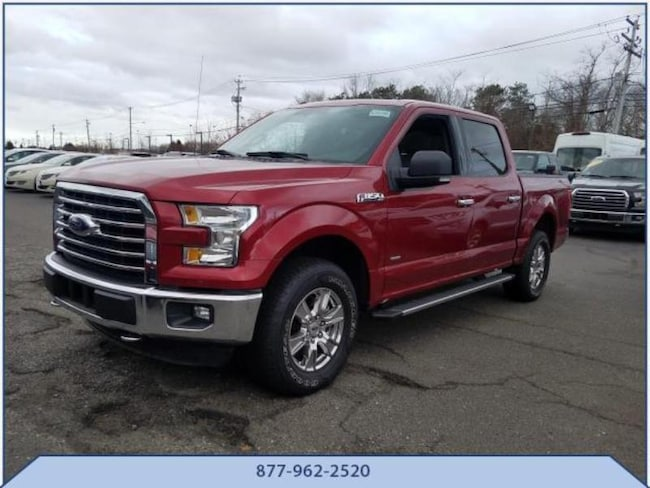 2016 Ford F-150 XLT CREW CAB SHORT BED TRUCK in Riverhead, NY