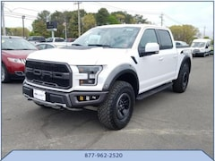 Certified Pre-Owned 2017 Ford F-150 Raptor CREW CAB SHORT BED TRUCK 1FTFW1RG9HFB97189 for sale in Riverhead