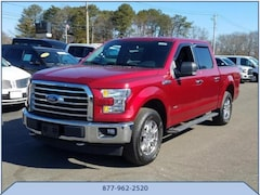 2017 Ford F-150 XLT Crew Cab Short Bed Truck 1FTEW1EP9HFA62814 for sale in Riverhead at Riverhead Ford