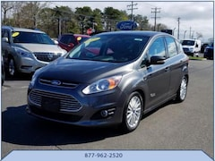 2016 Ford C-Max Energi SEL Hatchback 1FADP5CU3GL114291 for sale in Riverhead at Riverhead Ford