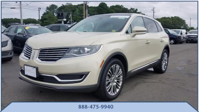 2016 Lincoln MKX Reserve SUV in Riverhead, NY