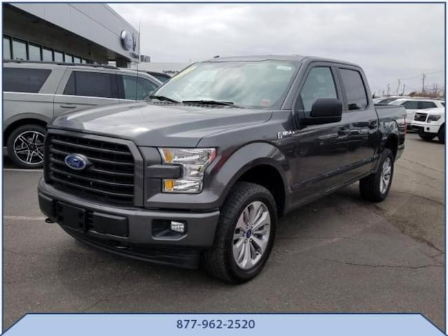 Used 2017 Ford F-150 XL Crew Cab Short Bed Truck in Riverhead, NY