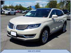 Certified Pre-Owned 2016 Lincoln MKX Reserve SUV 2LMTJ8LP0GBL60248 for sale in Riverhead