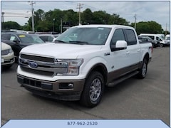 2019 Ford F-150 King Ranch Crew Cab Pickup 1FTEW1E42KFA22068 for sale in Riverhead at Riverhead Ford
