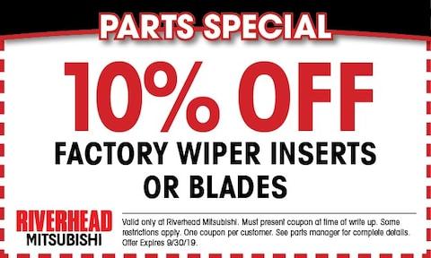 Wiper Inserts or Blades!