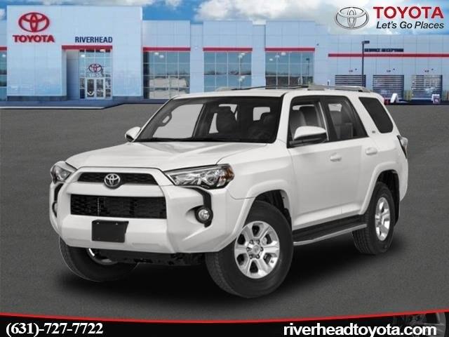 2019 Toyota 4Runner Limited Nightshade SUV JTEBU5JR9K5627532