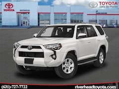 New 2019 Toyota 4Runner Limited Nightshade SUV JTEBU5JR4K5665444 for sale in Riverhead, NY