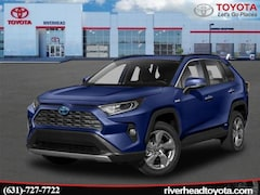 New 2019 Toyota RAV4 Hybrid Limited SUV 2T3DWRFV8KW014539 for sale in Riverhead, NY