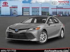 New 2019 Toyota Camry Hybrid LE Sedan 4T1B31HK0KU514076 for sale in Riverhead, NY