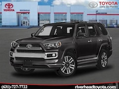 New 2019 Toyota 4Runner Limited SUV JTEBU5JR4K5689856 for sale in Riverhead, NY