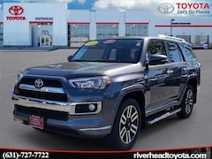 Certified Pre-Owned 2016 Toyota 4Runner Limited SUV JTEBU5JRXG5337341 for sale in Riverhead, NY
