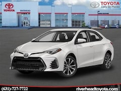 New 2019 Toyota Corolla SE Sedan 2T1BURHE4KC235219 for sale in Riverhead, NY