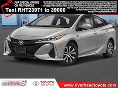 New 2021 Toyota Prius Prime LE Hatchback JTDKAMFP3M3172397 for sale in Riverhead, NY