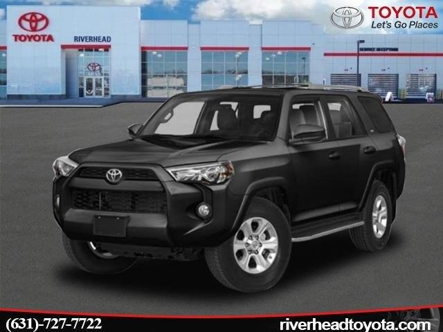 2019 Toyota 4Runner Limited Nightshade SUV JTEBU5JR5K5625194