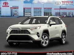 New 2019 Toyota RAV4 Hybrid Limited SUV 2T3DWRFVXKW014784 for sale in Riverhead, NY
