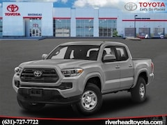 New 2019 Toyota Tacoma SR5 V6 Truck Double Cab 3TMDZ5BN0KM076427 for sale in Riverhead, NY