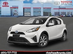 New 2019 Toyota Prius c LE Hatchback JTDKDTB31K1623713 for sale in Riverhead, NY