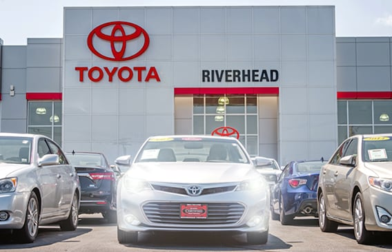 Toyota Service and Car Repair in Riverhead, NY