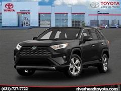 2019 Toyota RAV4 Hybrid Limited SUV JTMDWRFV2KJ006466