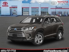 New 2019 Toyota Highlander Hybrid Limited V6 SUV 5TDDGRFH2KS057122 for sale in Riverhead, NY