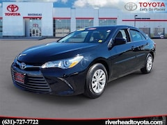 Certified Pre-Owned 2016 Toyota Camry LE Sedan 4T4BF1FK9GR578513 for sale in Riverhead, NY