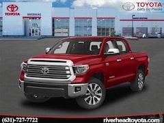 New 2019 Toyota Tundra Platinum 5.7L V8 Truck CrewMax 5TFAY5F11KX829180 for sale in Riverhead, NY