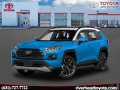 New 2019 Toyota RAV4 Adventure SUV 2T3J1RFV5KW017240 for sale in Riverhead, NY