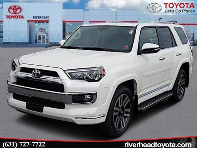 Pre-Owned 2016 Toyota 4Runner Limited SUV JTEBU5JR4G5278190 for sale in Riverhead, NY
