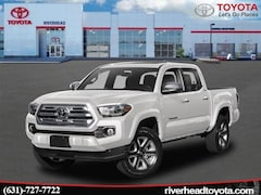 2019 Toyota Tacoma Limited V6 Truck Double Cab 3TMGZ5AN7KM257278