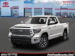 New 2019 Toyota Tundra Limited 5.7L V8 Truck Double Cab 5TFBY5F17KX843427 for sale in Riverhead, NY