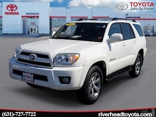 Pre-Owned 2008 Toyota 4Runner Limited SUV JTEBT17R18K005780 for sale in Riverhead, NY