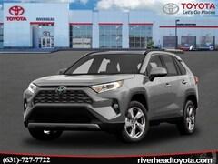 New 2019 Toyota RAV4 Hybrid Limited SUV 2T3DWRFV7KW039948 for sale in Riverhead, NY