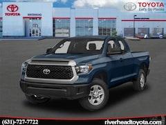 New 2019 Toyota Tundra SR5 5.7L V8 Truck Double Cab 5TFUY5F10KX842919 for sale in Riverhead, NY