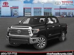 New 2019 Toyota Tundra 1794 5.7L V8 Truck CrewMax 5TFAY5F17KX825540 for sale in Riverhead, NY