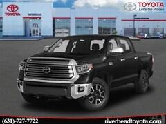 New 2019 Toyota Tundra 1794 5.7L V8 Truck CrewMax 5TFAY5F10KX825671 for sale in Riverhead, NY