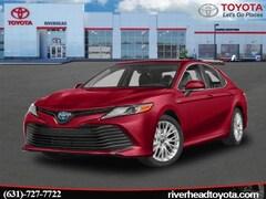 New 2019 Toyota Camry Hybrid SE Sedan 4T1B21HK4KU013324 for sale in Riverhead, NY
