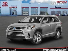 New 2019 Toyota Highlander Hybrid XLE V6 SUV 5TDJGRFH4KS059814 for sale in Riverhead, NY