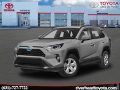 New 2019 Toyota RAV4 Hybrid LE SUV JTMLWRFV8KD021743 for sale in Riverhead, NY