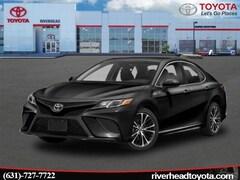 New 2019 Toyota Camry SE Sedan 4T1B11HK0KU287882 for sale in Riverhead, NY