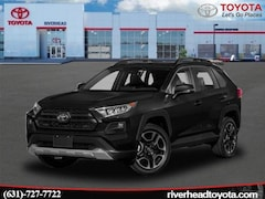 New 2019 Toyota RAV4 Adventure SUV 2T3J1RFV1KW014951 for sale in Riverhead, NY