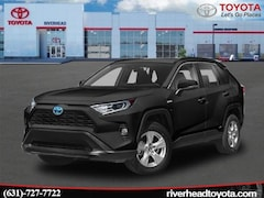 New 2019 Toyota RAV4 Hybrid LE SUV JTMMWRFV5KD022899 for sale in Riverhead, NY