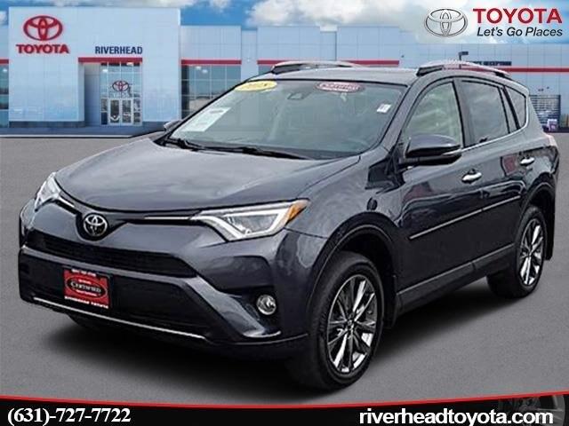 2018 Toyota RAV4 LTD SUV