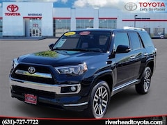 Certified Pre-Owned 2016 Toyota 4Runner Limited SUV JTEBU5JR5G5333472 for sale in Riverhead, NY