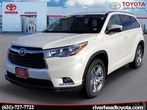 2015 Toyota Highlander Limited Platinum V6