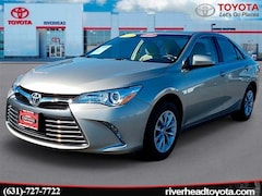 Certified Pre-Owned 2016 Toyota Camry LE Sedan 4T4BF1FK3GR538511 for sale in Riverhead, NY