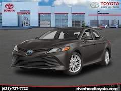 New 2019 Toyota Camry Hybrid LE Sedan 4T1B31HK9KU514979 for sale in Riverhead, NY