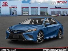 New 2019 Toyota Camry XSE Sedan 4T1B61HK7KU201520 for sale in Riverhead, NY