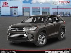 2019 Toyota Highlander LE Plus V6 SUV 5TDBZRFH7KS988250